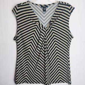 ALFANI Women's Blouse Size P/L